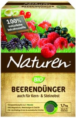 naturen bio beerendünger