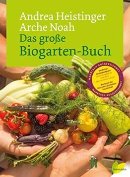 Das große Biogarten-Buch -