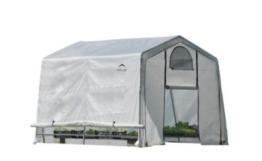 ShelterLogic® Gewächshaus 9 m²