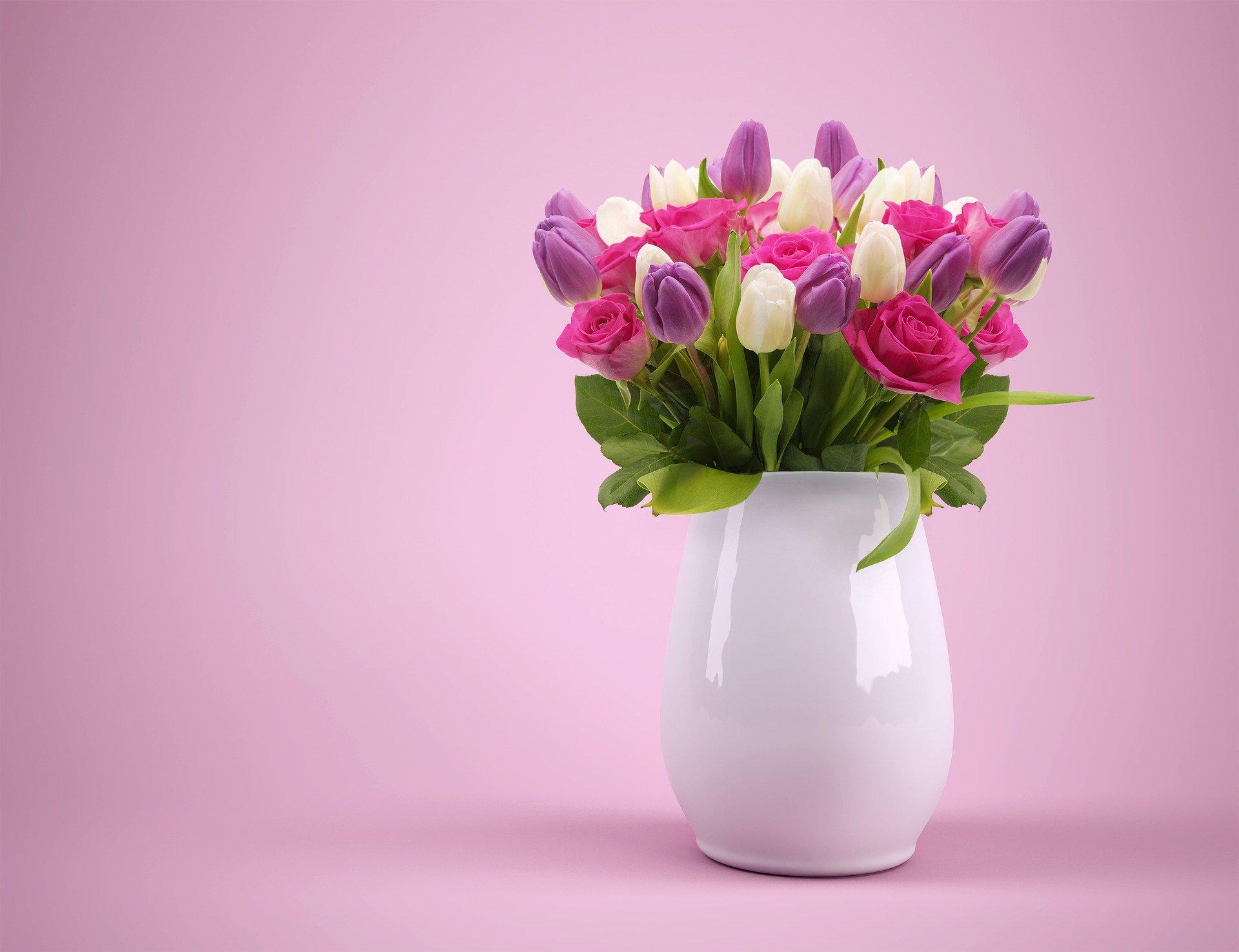 blumendünger für die vase